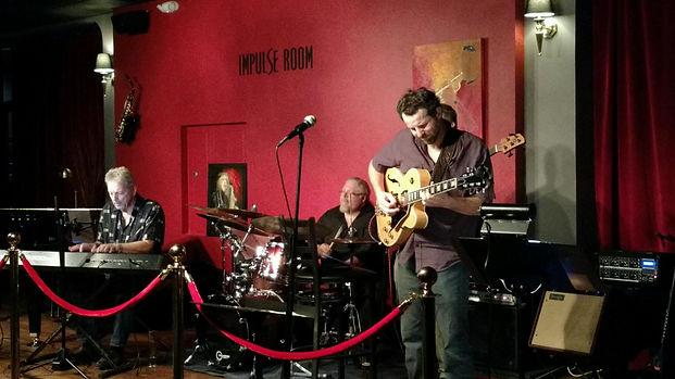 David Bialos Quartet Live