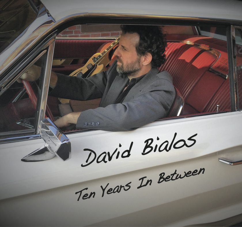 DBialos-Ten Year In Between - Cover2