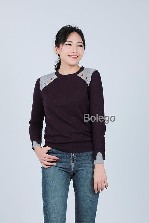 BW-415 Silk Cashmere Top