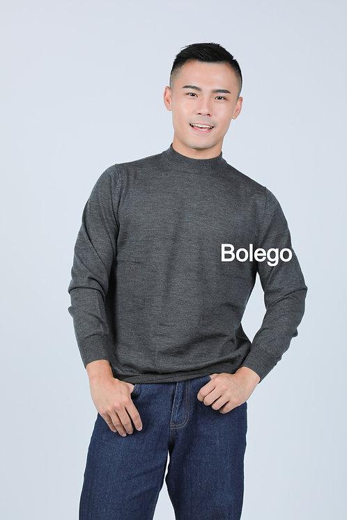 BM-C08  Italian Merino Wool Pullover