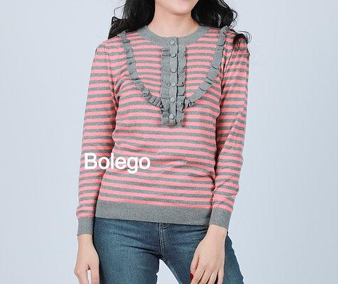 BW-C083 Cotton Cashmere Top