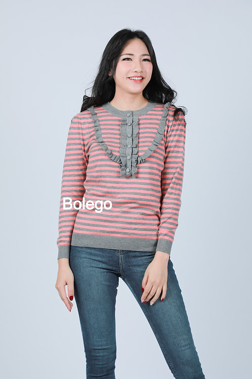 BW-C083 Cotton Cashmere Top
