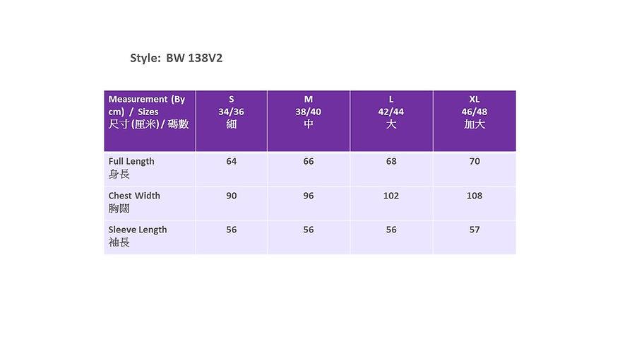 191024 Bolego Measurement Chart (Nurse)
