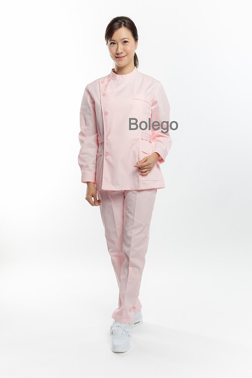 BN-002 Long Sleeves Pants Suit