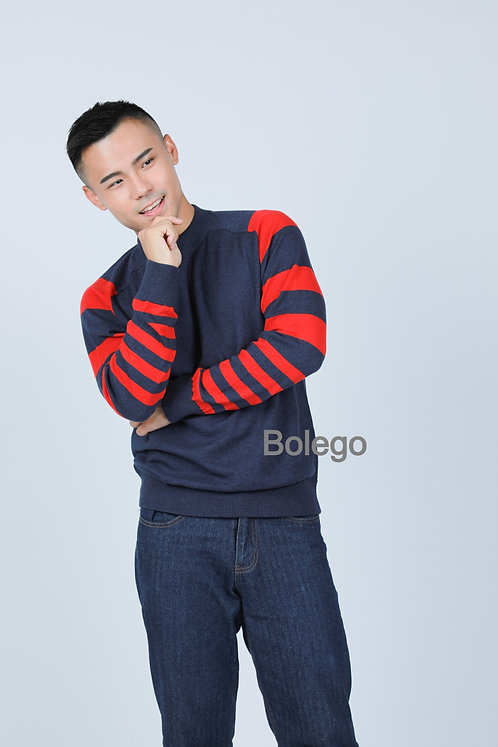 BM-160 Cotton Wool Pullover
