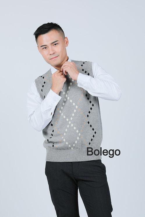 BM-073 Merino Wool Vest