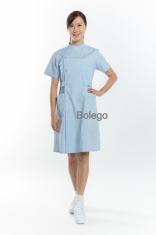 BN-003 Short Sleeves Dress