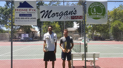 Woodland Open 2016 Men's SIngles Final
