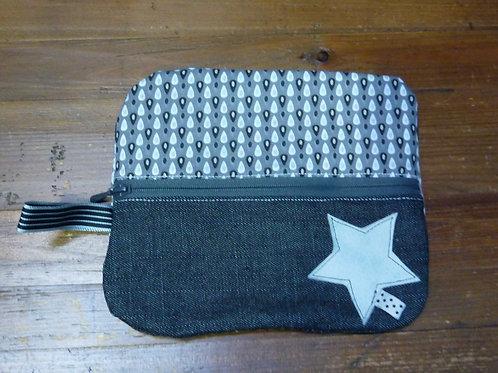 Trousse plate étoile 14
