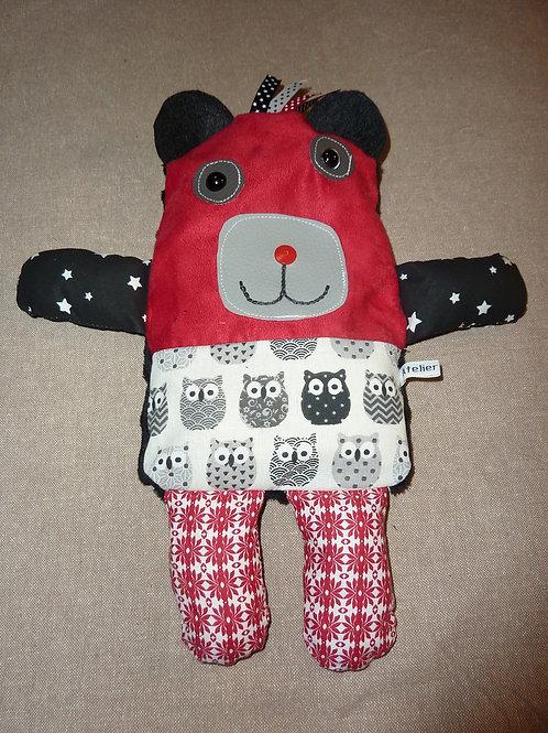 Doudou bouillotte 67 (ours)