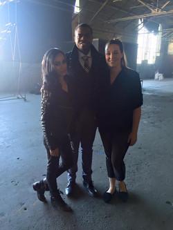 On Set: Kevin Olusola's Music Video