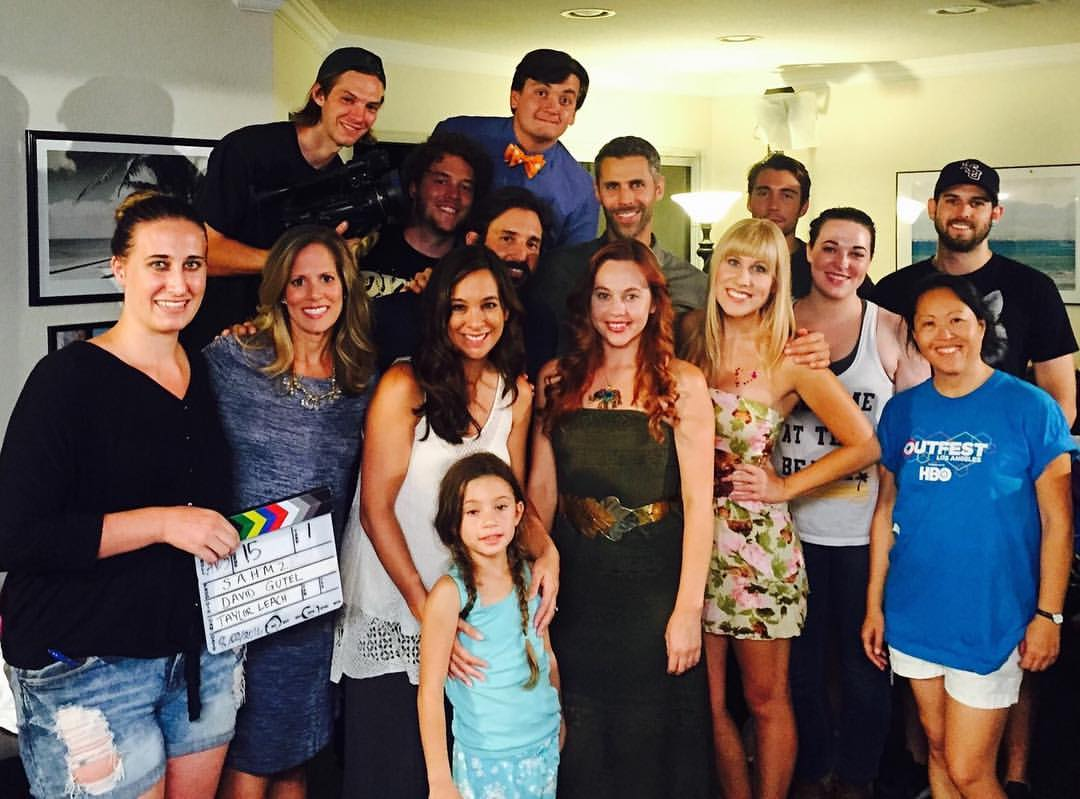 Stay At Home Mom Cast and Crew