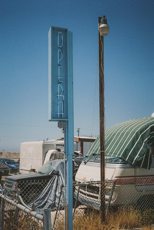 Bombay Beach Opera House