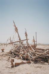 Desert Shipwreck