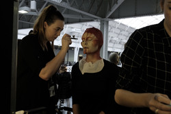 BOTB London 2016 Makeup Application
