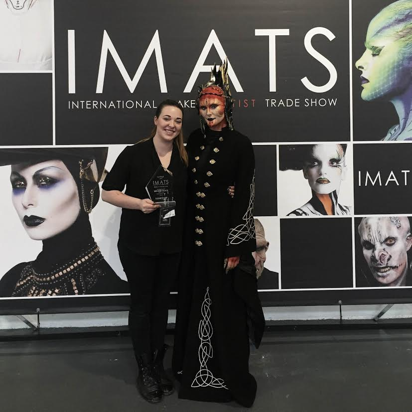 Battle of the Brushes IMATS London