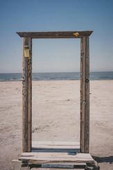 Bombay Beach Door to Nowhere