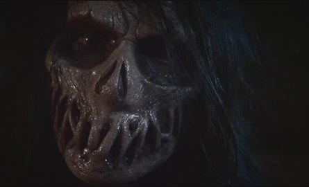 special effects makeup. special makeup effects. prosthetic makeup. demon. ghost. horror. horror movie. scary movie