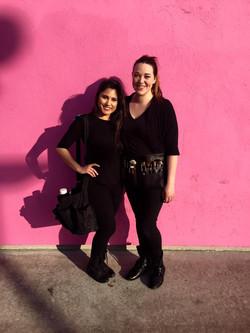 Makeup Team. Ft. Jasmine DeGuzman