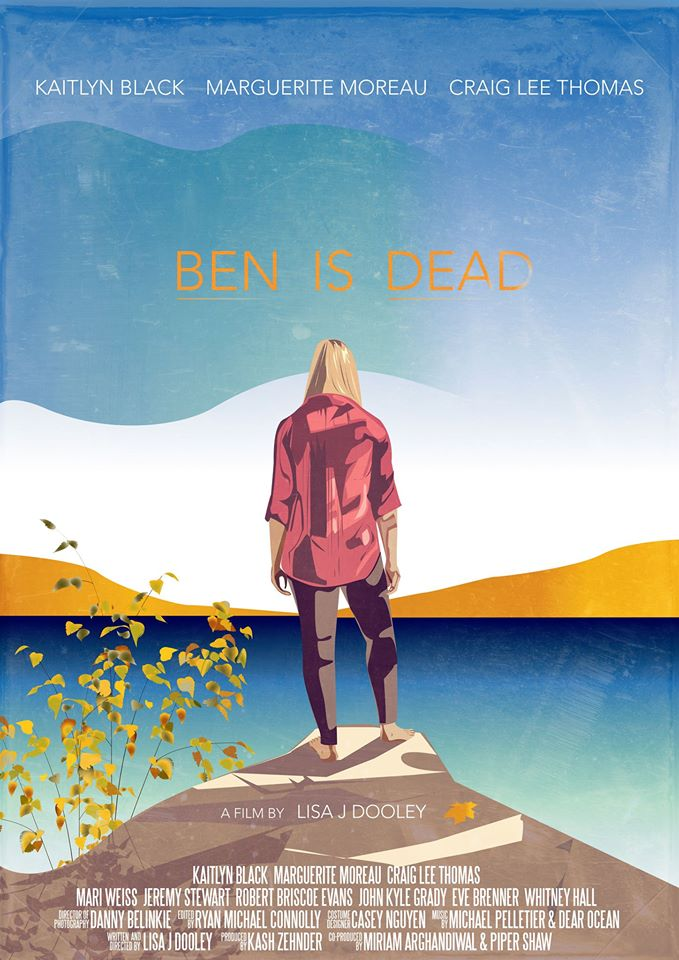 Ben Is Dead Movie Poster