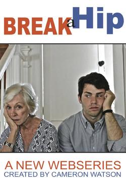 Break A Hip Tv Show Poster