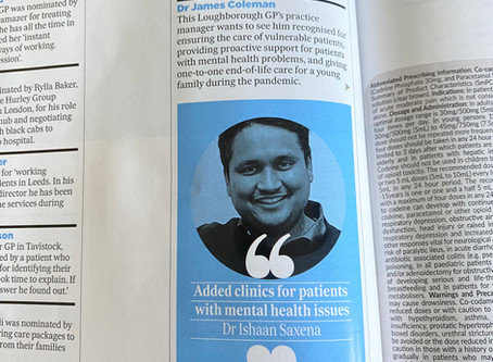 """Dr Ishaan celebrated as """"Unsung Hero"""""""