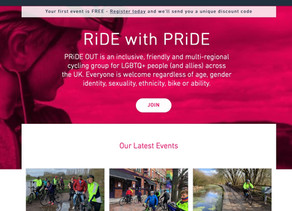 Our Shiny New Website