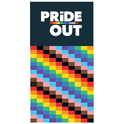 Pride Out Snood/Headover