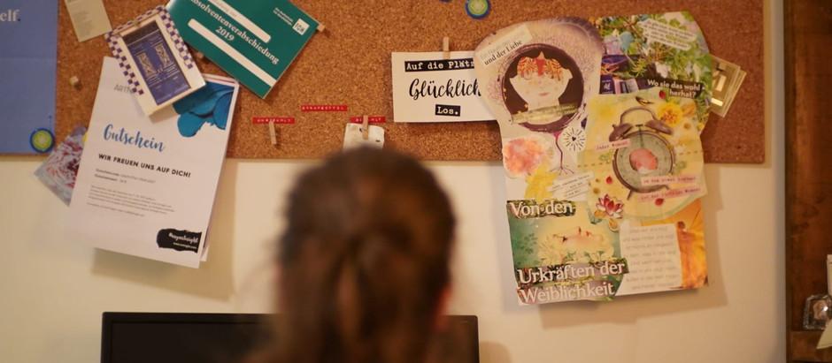 Vision-Boards - eine kleine Bastelei mit großer Wirkung