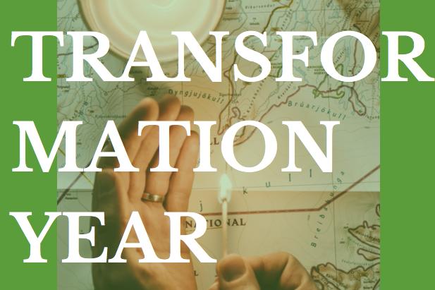 TRANSFORMATION YEAR -  365 Tage Mentoring von TATSINN