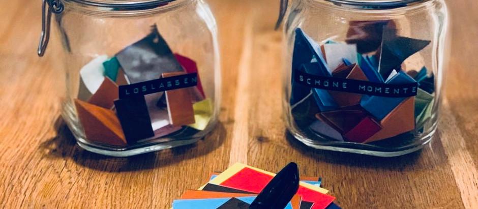 Impuls: Dankbarkeits-Gläser DIY