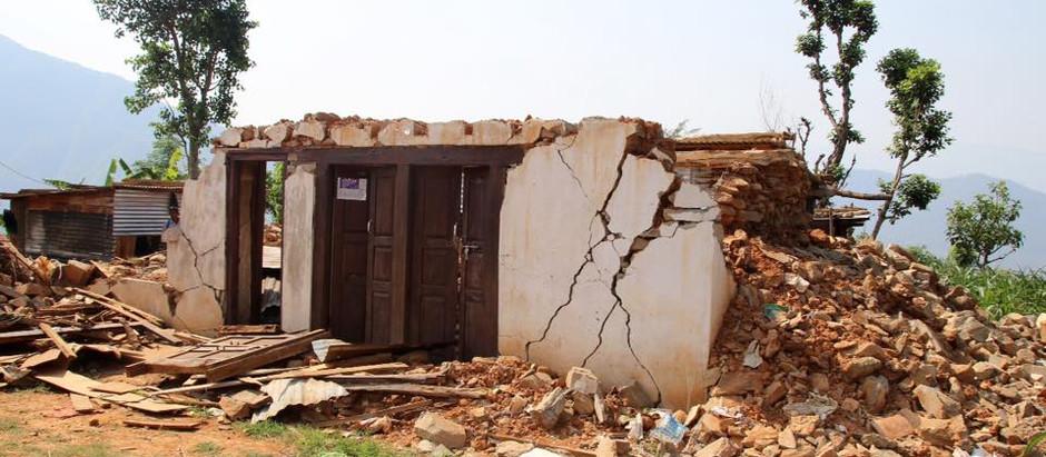 Heute ist mein zweiter Geburtstag: Wie ein Erdbeben mein Leben verändert hat