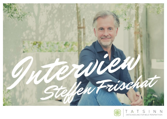 "Der Unterschied zwischen ""Where I fit in"" und ""Where I belong""  Interview mit Steffen Frischat"