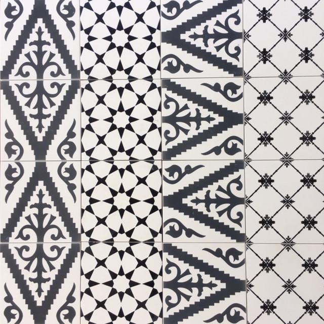 פסים דוגמהאות שחור לבן