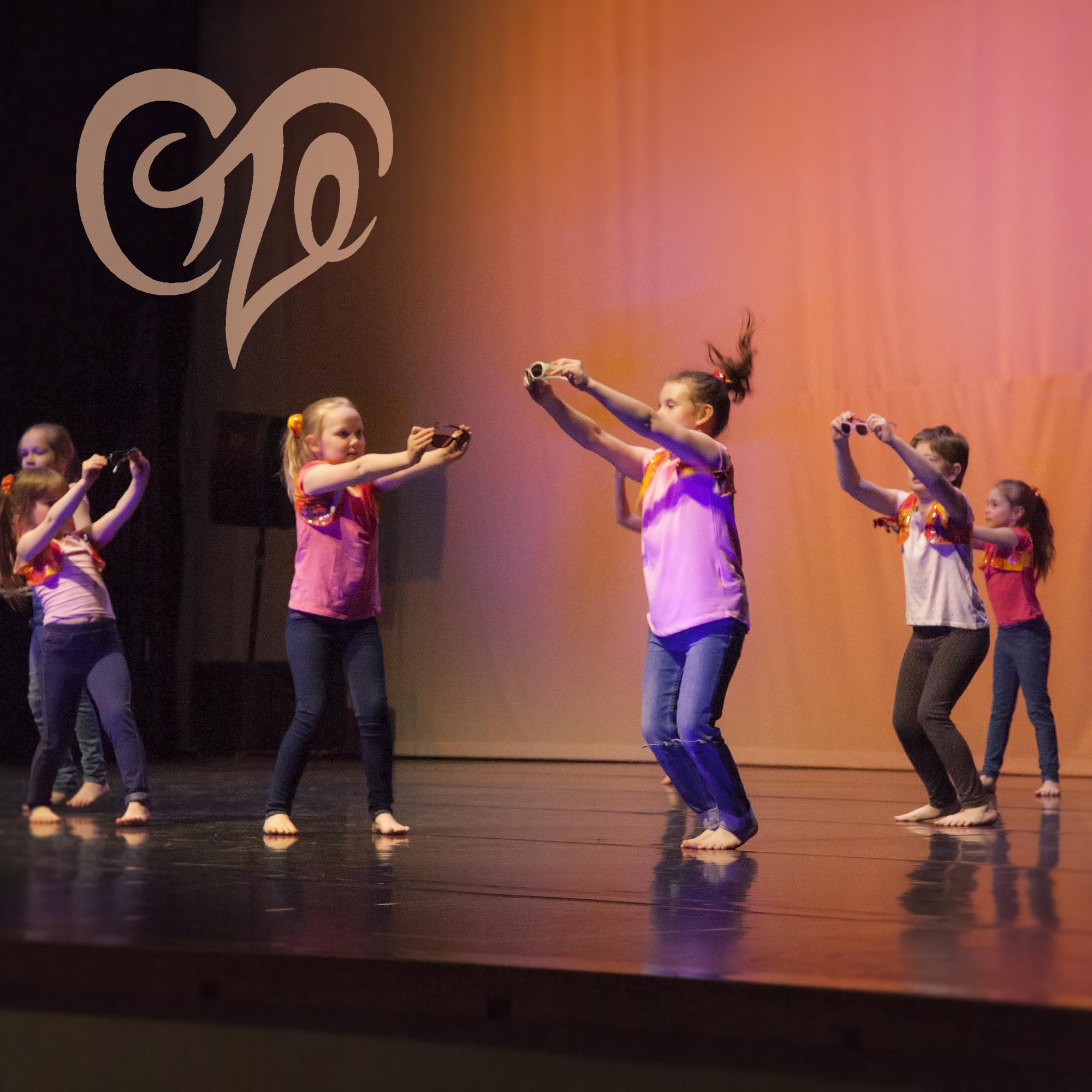 Tanssin tyylimylly 7–9-vuotiaat