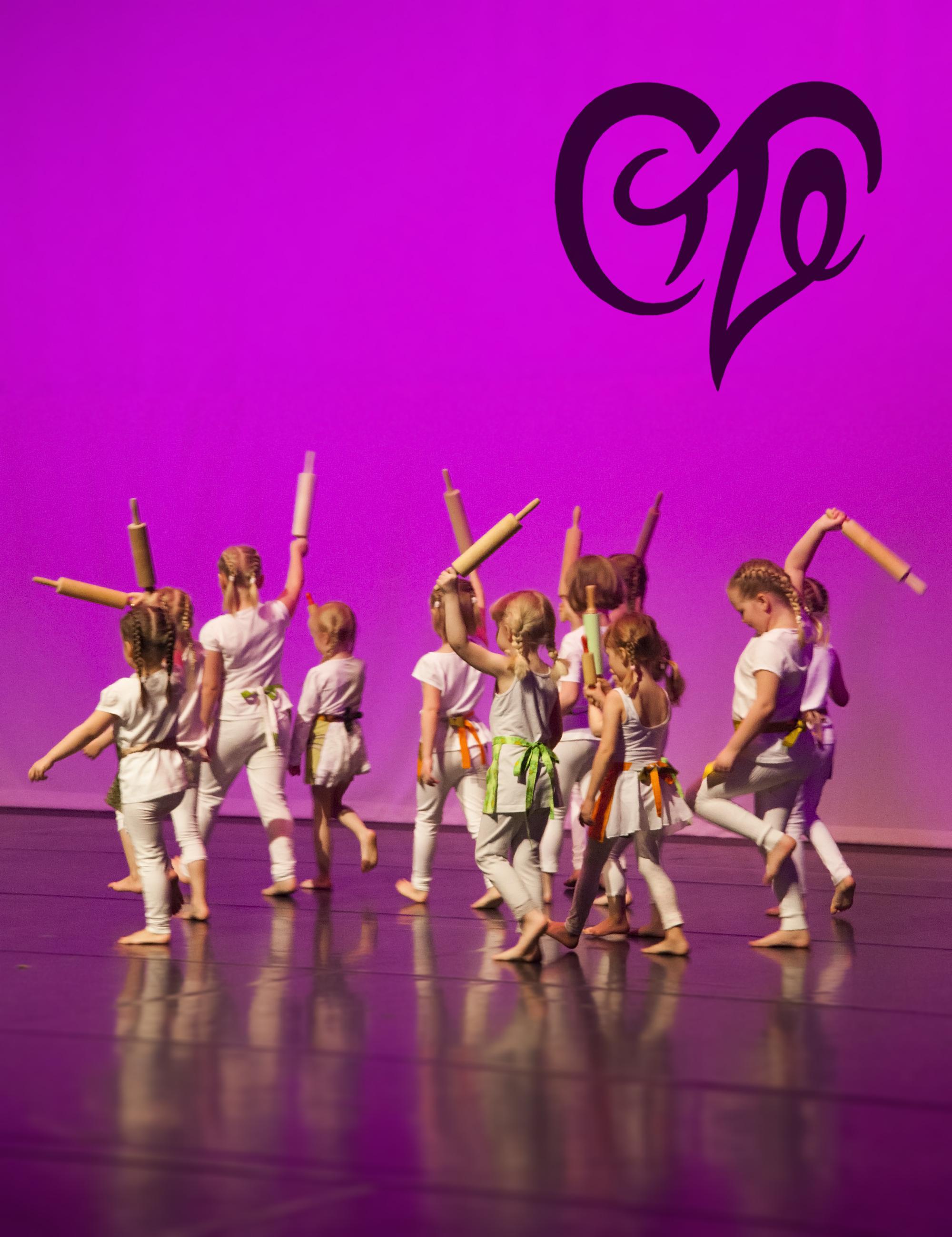 Tanssin tyylimylly 4–6-vuotiaat