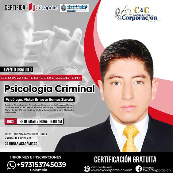 Seminario Psicología Criminal