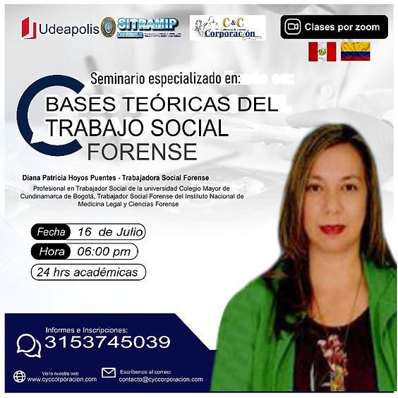 Bases Teóricas del Trabajo Social Forense