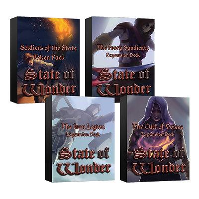 State of Wonder - Starter Kit