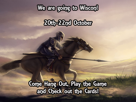 News #2: We are Going to Wiscon!