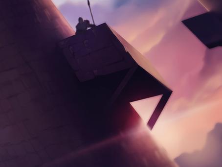 Development Log #9: A silent battlefield.