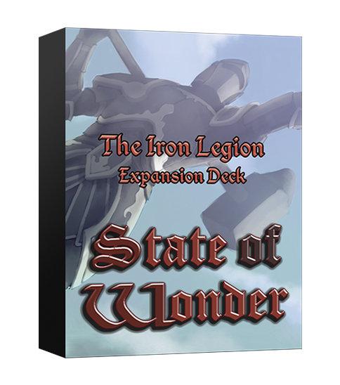 State of Wonder - Iron Legion Deck base
