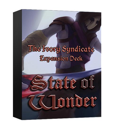State of Wonder - Ivory Syndicate Deck base