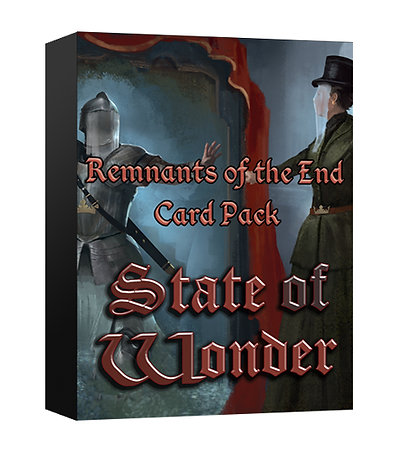 State of Wonder - Remnants of the End Card Pack