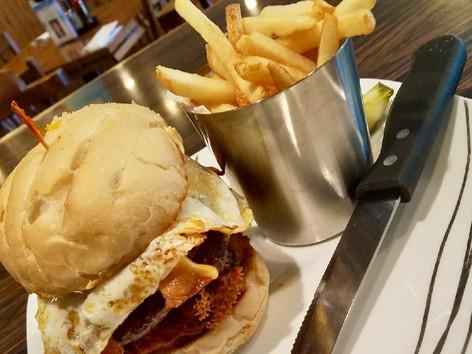 Hangover Burger