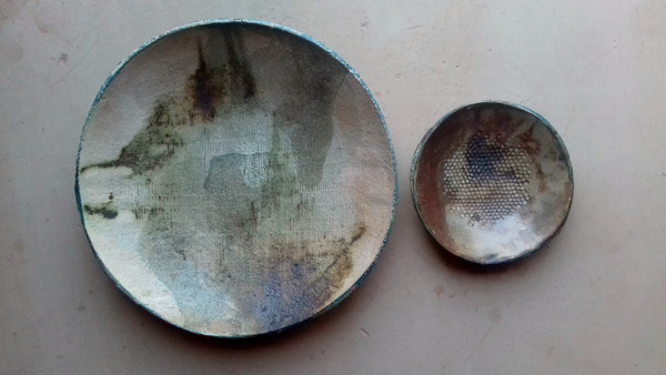 coupes gaz diamètre=34cm, 15cm