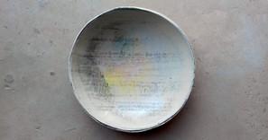 coupe creuse diamètre=21cm H=5cm