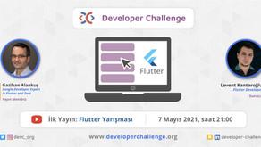 Developer Challenge: Flutter Başlıyor!