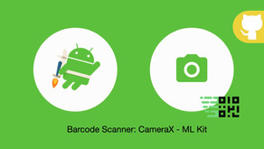 CameraX ve ML Kit ile Android'de Barkod/QR Kod Okuma