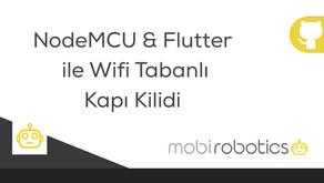 NodeMCU & Flutter ile Wifi Tabanlı Kapı Kilidi